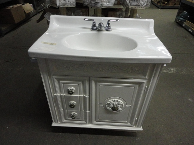 Vanity/Sink Combos! | The Stock Pile